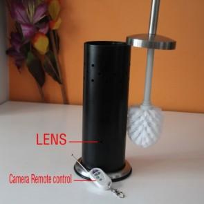 Hidden toilet Cam 32GB Brush Spy Splash 720P HD Bathroom Spy Camera Motion Detection DVR (RC),best Toilet Brush Spy Camera DVR, Bathroom Spy Camera