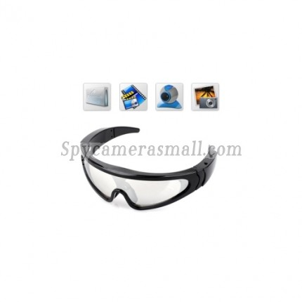 hidden Spy Sunglasses Camera - 5MP HD Spy Eyewear Sunglasses Camera with Build in 8GB Memory/Hidden Camera
