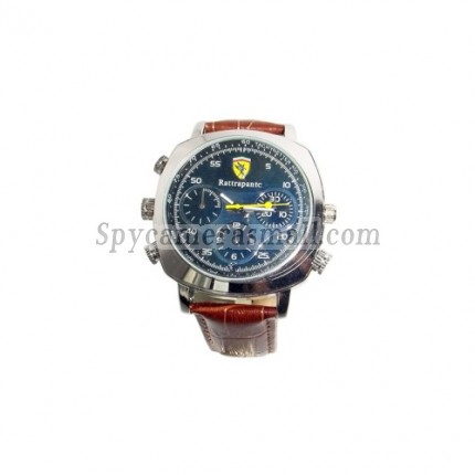 Spy Watch Cam - 720P HD Hidden Sports Spy Watch (4GB)