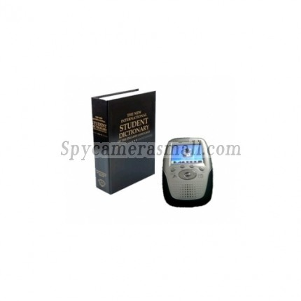 Hidden Book Color Wireless Camera (with Portable Wireless Receiver)