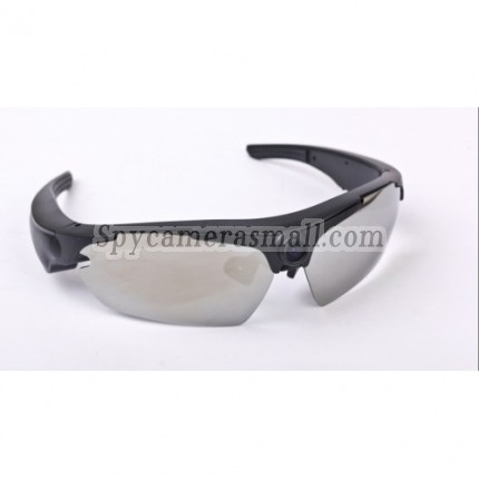 hidden Spy Sunglasses Camera - Wide Angle 720P Sport Glasses With Hidden Spy Camera,HD Sunglasses Camera