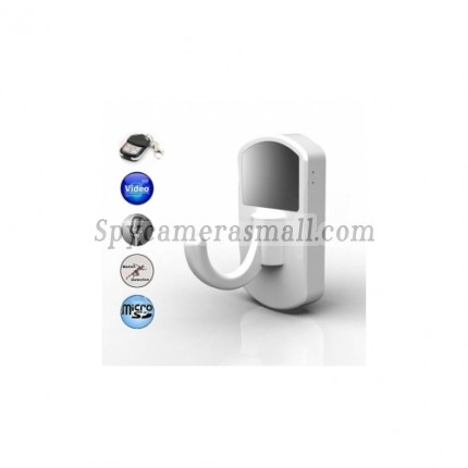 security camera - Coat Hanger Camera with Motion Detection Voice Video Recording Remote Control