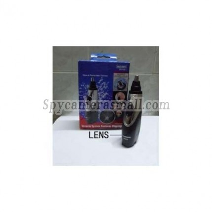 Hair Trimmer HD Shower Spy Camera DVR - Noze Trimmer Hidden Spy Camera DVR 32GB,Bathroom Spy Camera 1280X720P