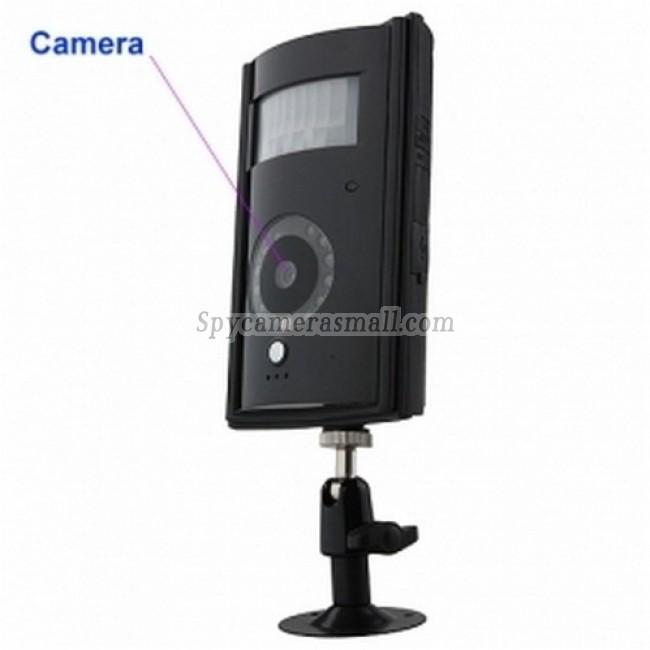spy camera for home - GSM Wireless Remote Spy Camera / Spy Audio Bug / Home Security Monitor