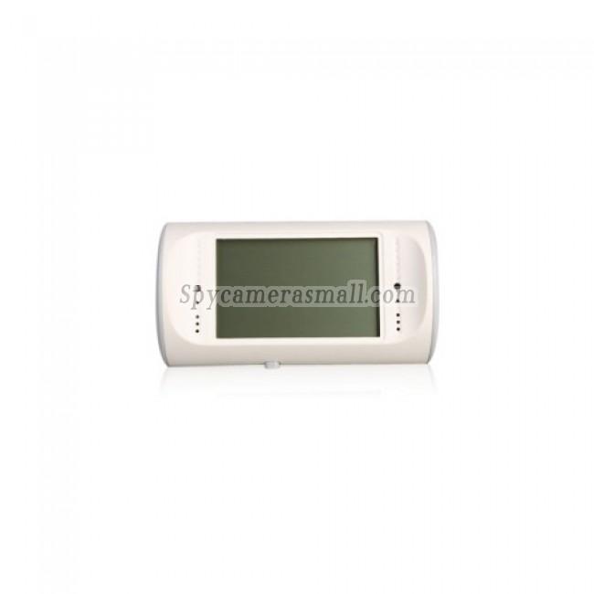 hidden Spy Clock Cam - Mini Talking Clock Camera with Motion Detector