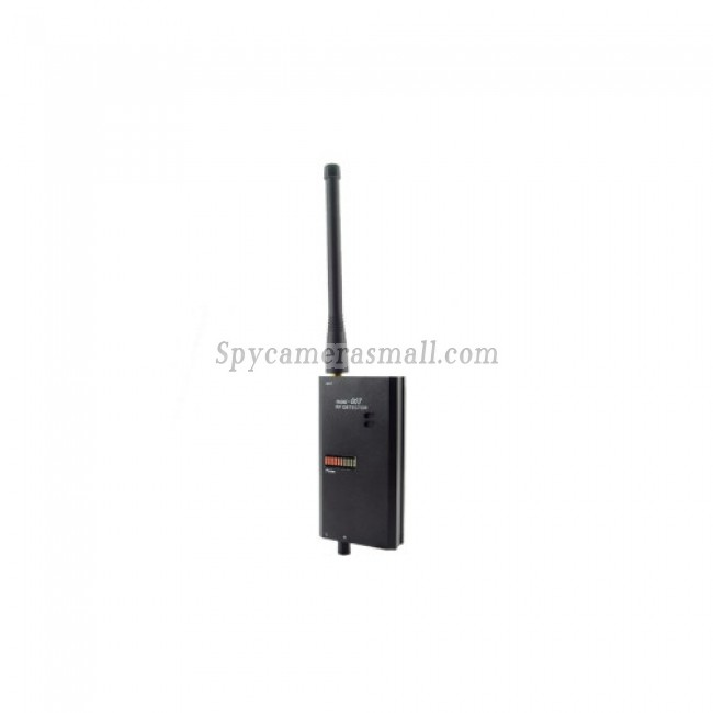Spy Cameras Detectors - Wireless Video and Audio Signal Detector