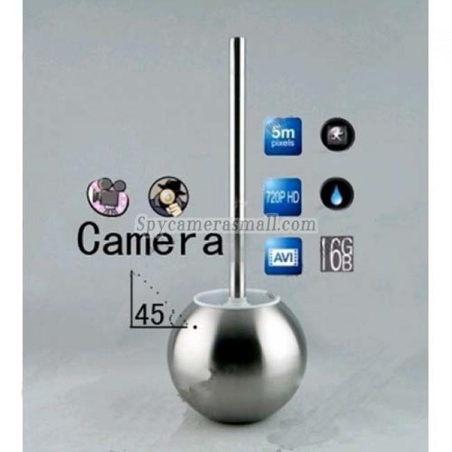 špionážní kamery v WC štětka HD 32G 1080P DVR s detekcí pohybu nejlepší skrytá kamera