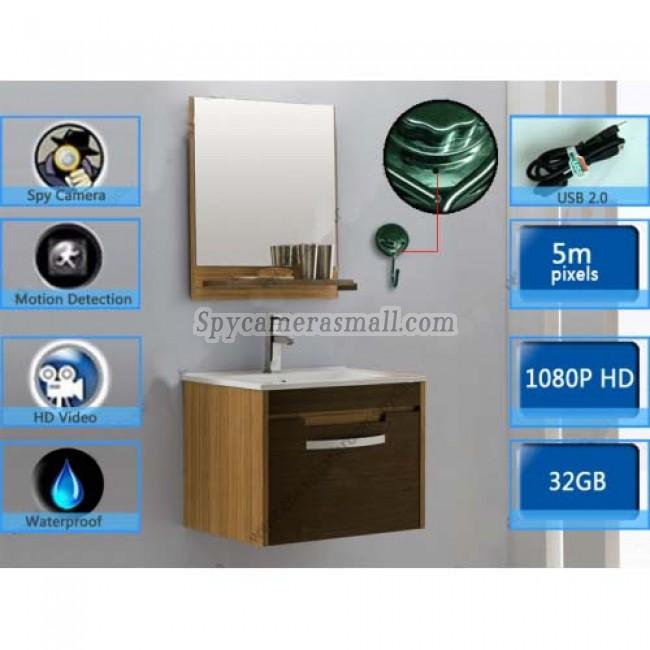 kamera s detekcí pohybu v věšák HD 32G 1080P DVR s detekcí pohybu nejlepší skrytá kamera