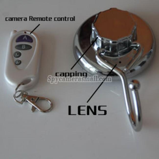 špionská kamera v věšák HD 32G 1080P DVR s detekcí pohybu nejlepší skrytá kamera