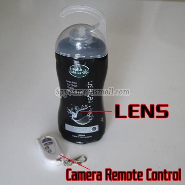 Chcete koupit Špionážní kamera v šampónu HD 16G 720P DVR s pohybovým čidlem on-line? Jako jeden z předních výrobců skrytá kamera v Číně, můžeme vám dodat vysoce kvalitní produkty.