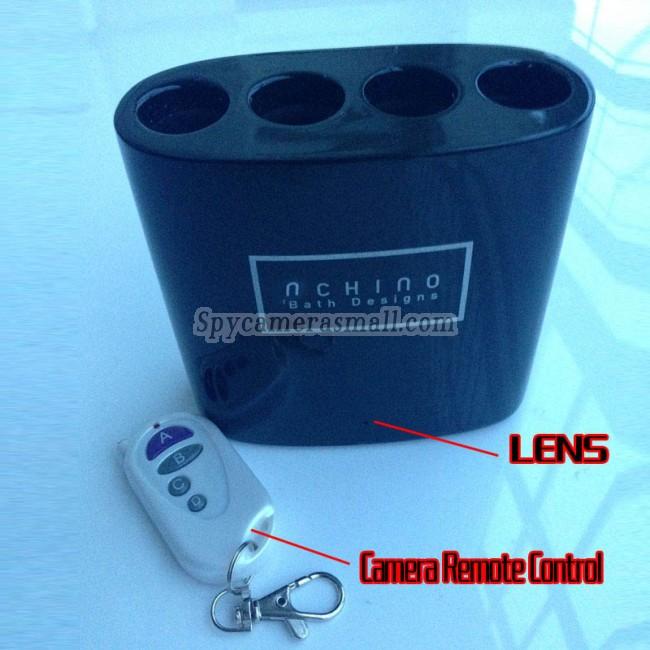 mikro kamery v držák na zubní kartáček HD 16G 1080P DVR s detekcí pohybu nejlepší skrytá kamera