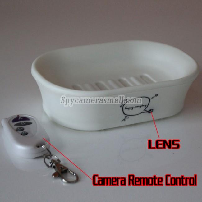 špionská kamera v krabičce na mýdlo HD 16G 1080P DVR s pohybovým čidlem nejlepší skrytá kamera