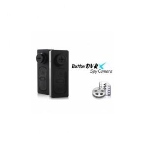 High Definition Spy Button Camera Recorder 1290x960 Resolution
