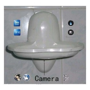 Soap Box Hidden Bathroom Spy Cams DVR - 5.0 Mega Pixel New Bathroom Spy Soap Box Hidden HD Camera DVR 16GB 1280x720P